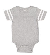 Custom Rabbit Skins Infant Football Bodysuit