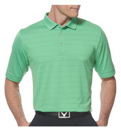 Custom Callaway Mens Opti-Vent Polo