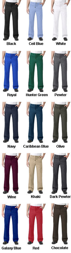 Carhartt Medical® Mens Ripstop Cargo Scrub Pants - All Colors