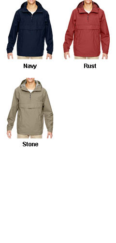 Mens Excursion Intrepid Lightweight Anorak - All Colors