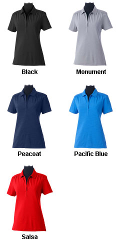 Callaway Ladies Tonal Polo - All Colors