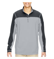 Custom Mens Excursion Circuit Performance Half Zip