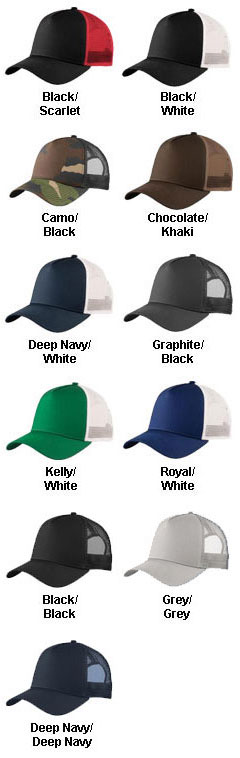 New Era® Snapback Trucker Cap - All Colors