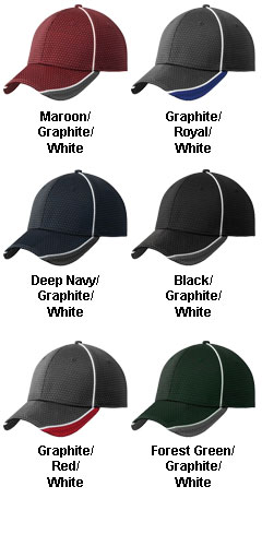 New Era® Hex Mesh Cap - All Colors