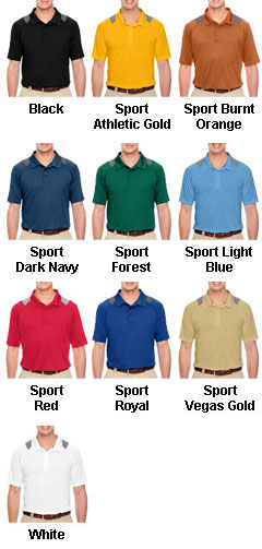 Mens Innovator Performance Polo - All Colors