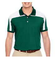 Custom Team 365 Mens Victor Performance Polo