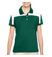 Custom Team 365 Ladies Victor Performance Polo
