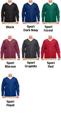 Mens Dominator Waterproof Windshirt - All Colors