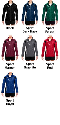 Ladies Dominator Waterproof Jacket - All Colors