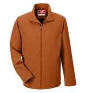 Custom Team 365 Mens Leader Soft Shell Jacket