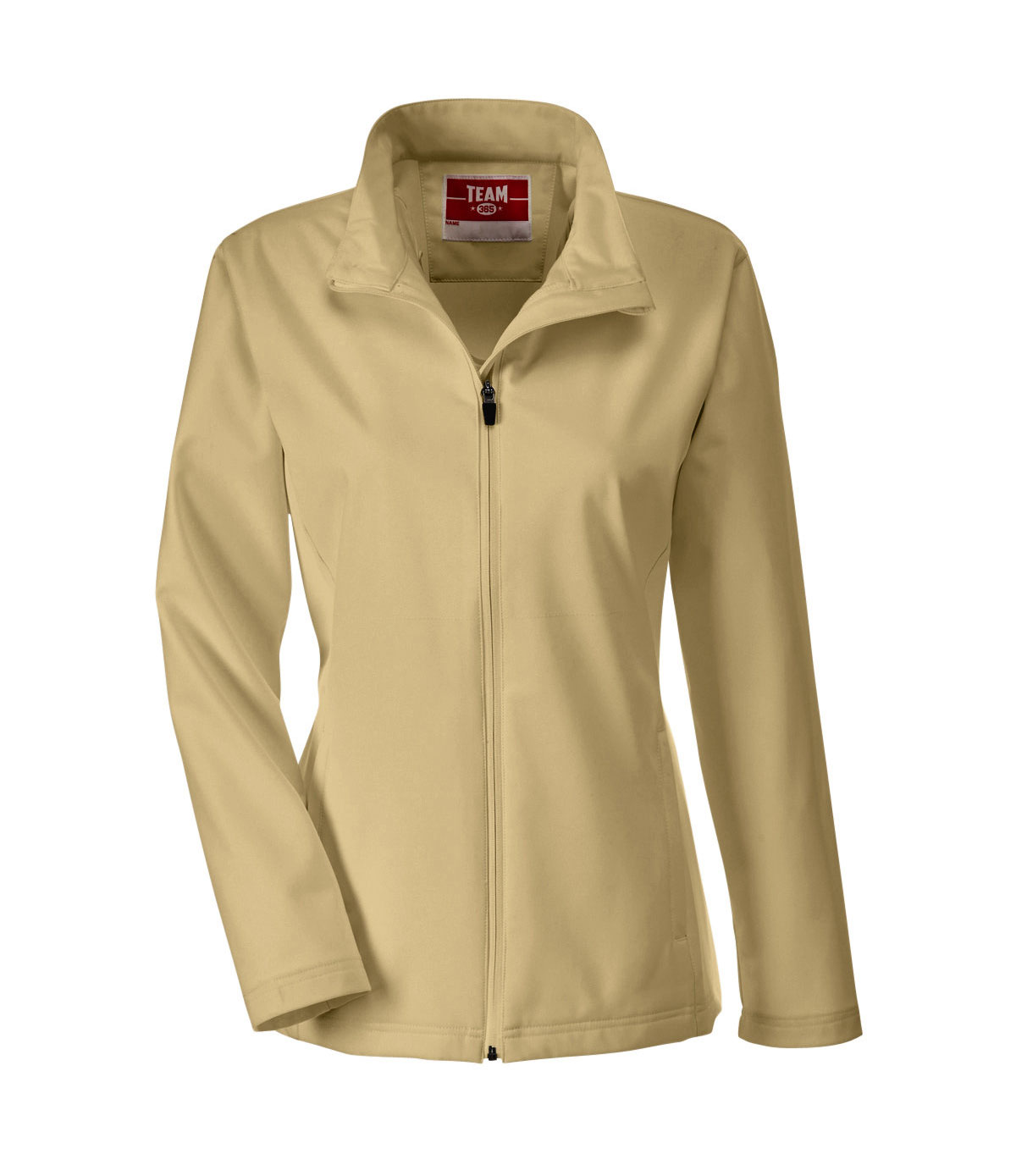 Team 365 Ladies Leader Soft Shell Jacket