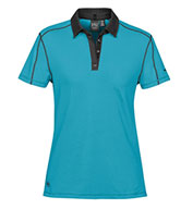 Custom StormTech Womens Odyssey Performance Polo