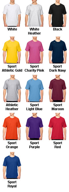 Champion Vapor® Cotton Short Sleeve T-Shirt - All Colors