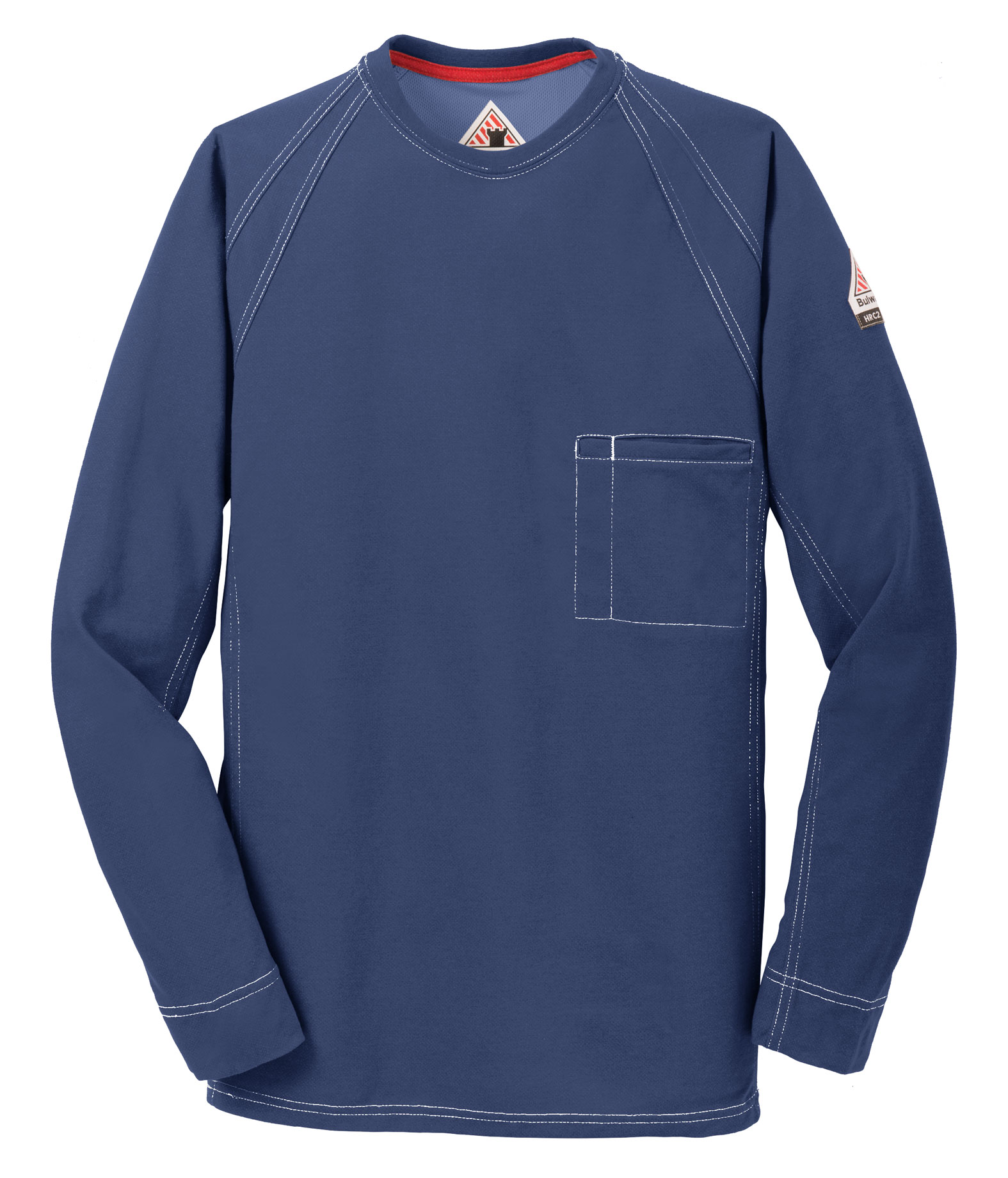 Bulwark® Adult iQ Series™ CAT2 Long Sleeve Tee