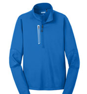 Custom Ogio Endurance Mens Fulcrum 1/4 Zip