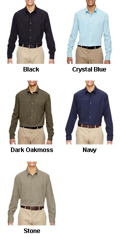 Mens Excursion Concourse Performance Shirt - All Colors