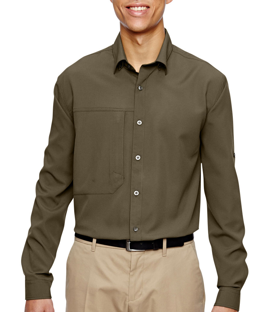 Mens Excursion Concourse Performance Shirt