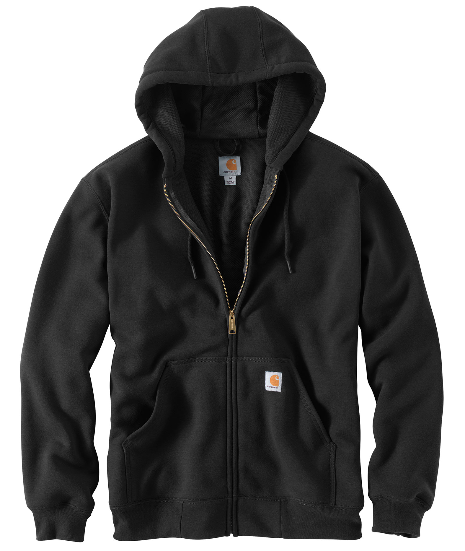 Carhartt Mens Rutland Thermal Lined Hooded Sweatshirt