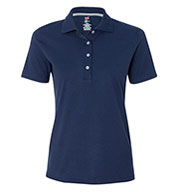 Custom Hanes Womens X-Temp™ Sports Polo