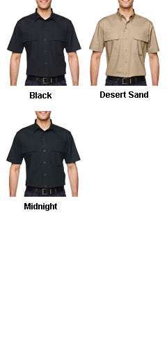 Dickies Mens Ripstop Ventilated Tactical Shirt - All Colors