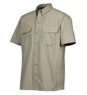 Custom Dickies Mens Ripstop Ventilated Tactical Shirt