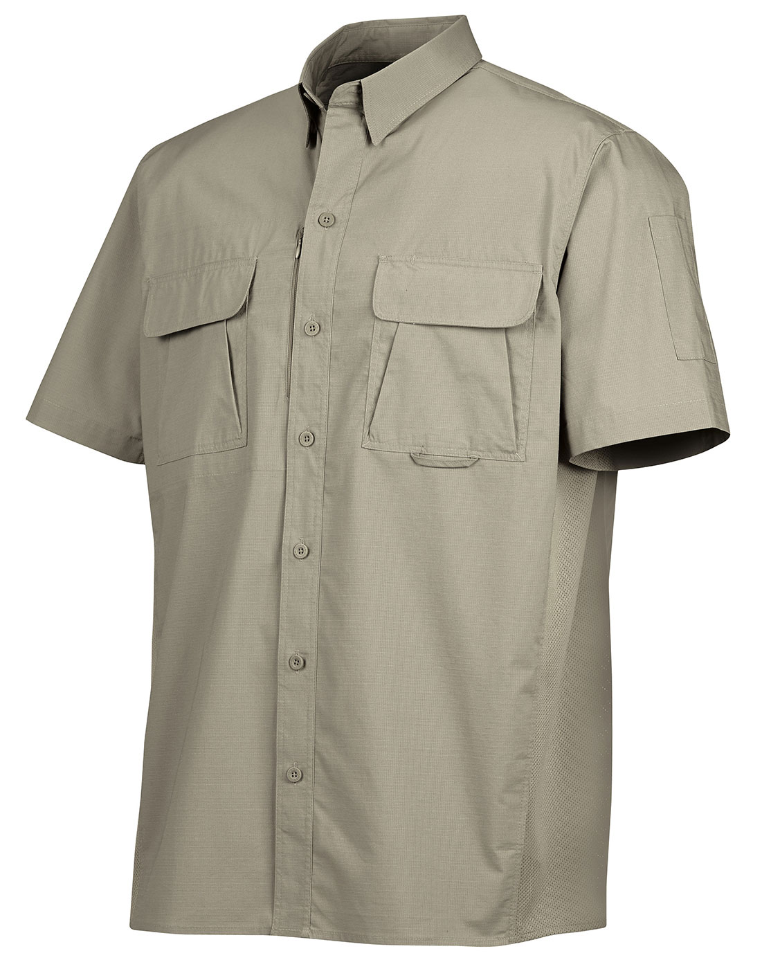 Dickies Mens Ripstop Ventilated Tactical Shirt