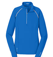 Custom Ogio® Endurance Ladies Nexus 1/4-Zip Pullover