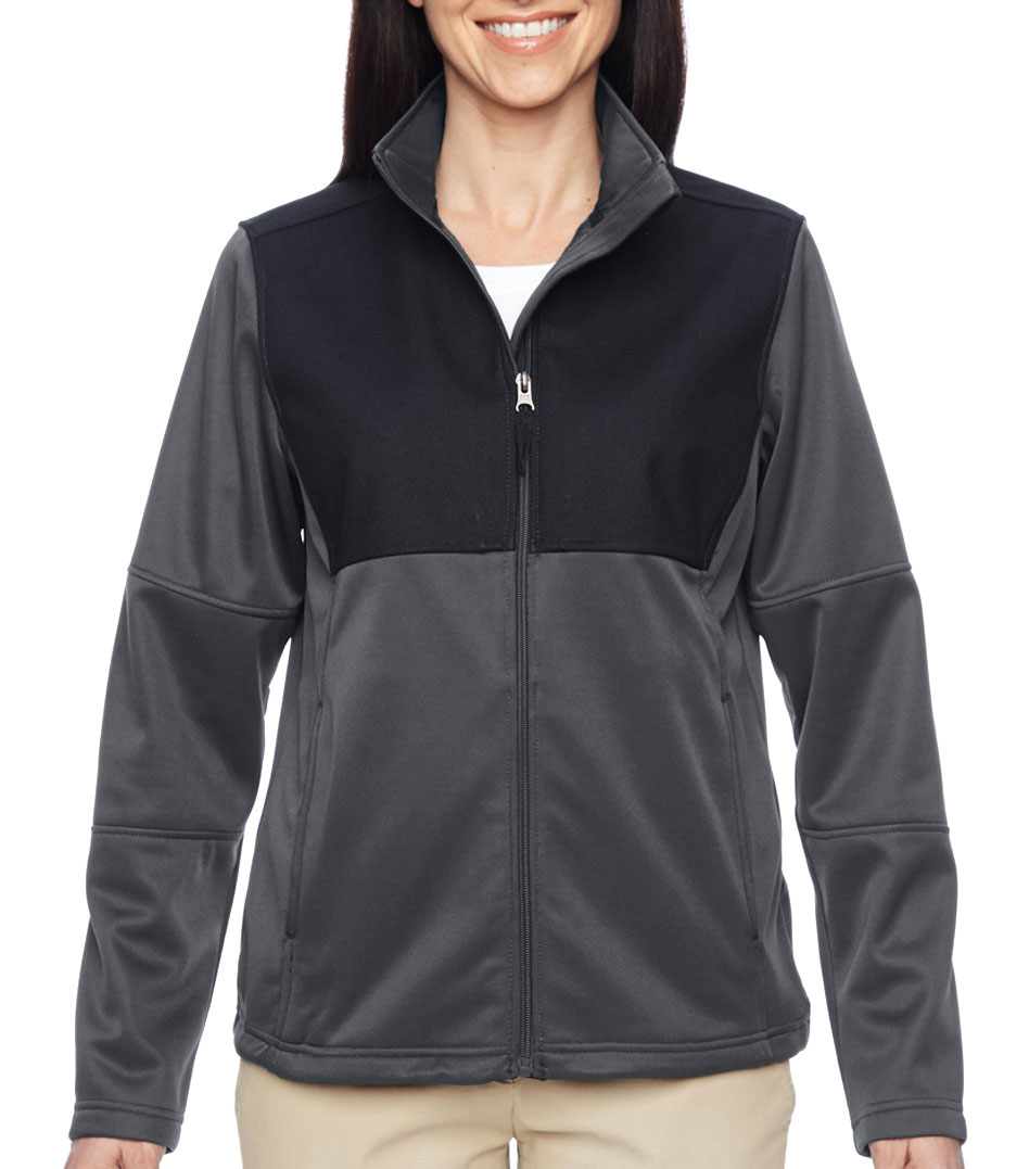 Ladies Task Performance Fleece Full-Zip Jacket