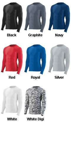 Hyperform Compression Long Sleeve Shirt - All Colors
