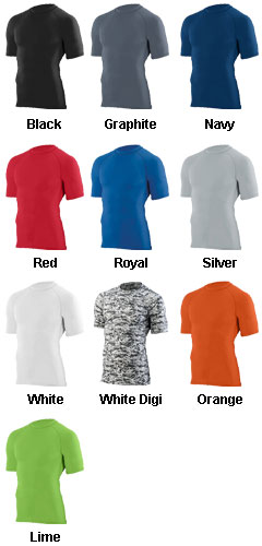 Hyperform Compression Short Sleeve Shirt - All Colors