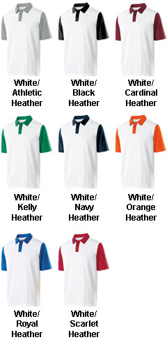 Mens Pike Polo by Holloway USA - All Colors