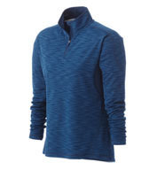 Yerba Knit Quarter Zip Pullover for Ladies