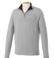 Custom Mens Moreton Quarter Zip Sweater