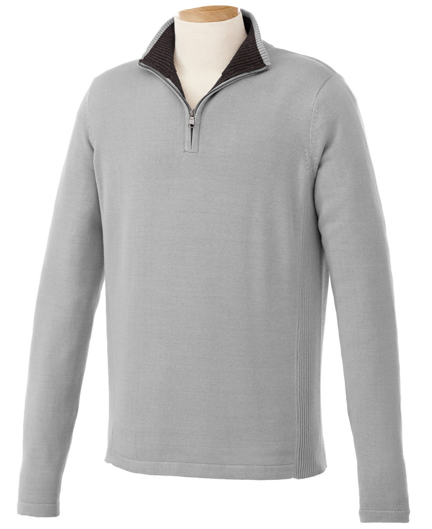 Mens Moreton Quarter Zip Sweater