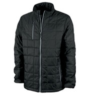 Custom Charles River Mens Lithium Quilted Jacket