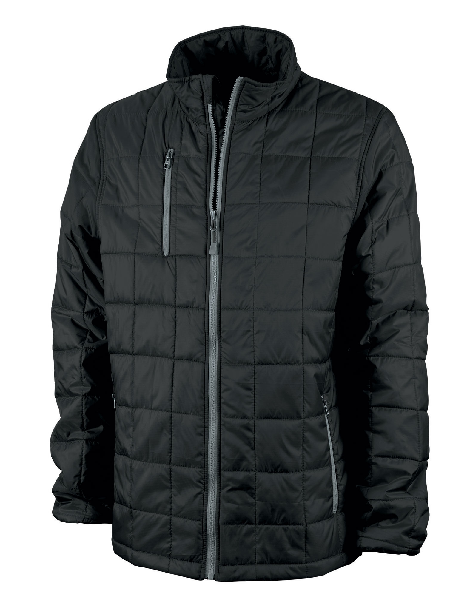 Charles River Mens Lithium Quilted Jacket
