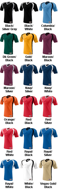 Youth Blitz Football Jersey - All Colors