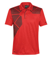 Mens Prism Performance Polo