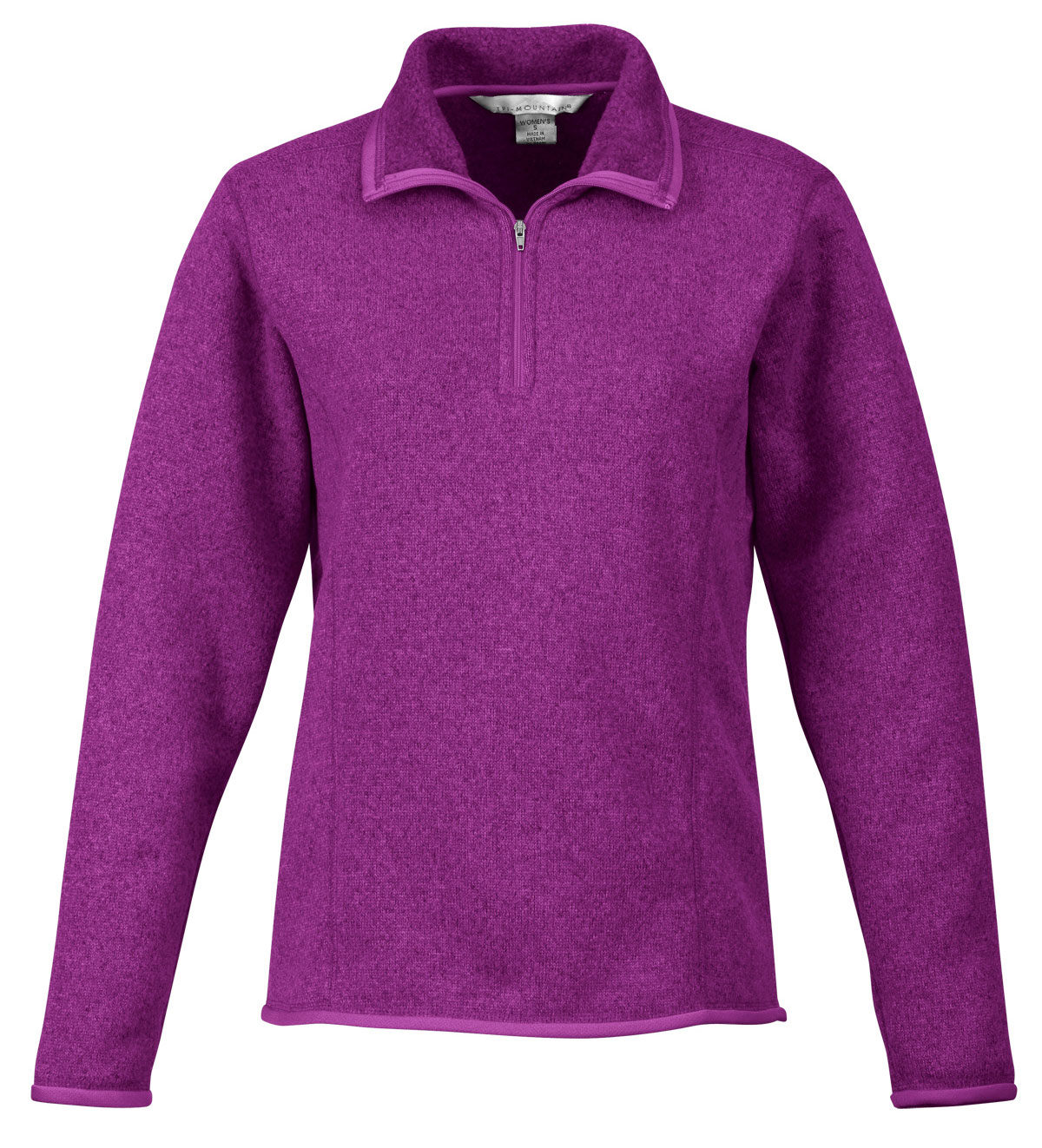 Ramsay Ladies 1/4-Zip Fleece  Pullover