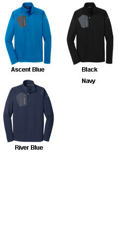 Eddie Bauer® 1/2-Zip Performance Fleece Jacket - All Colors