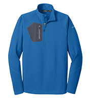 Custom Eddie Bauer® 1/2-Zip Performance Fleece Jacket Mens
