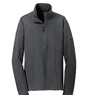 Custom Eddie Bauer® Mens 1/2 Zip Microfleece Jacket