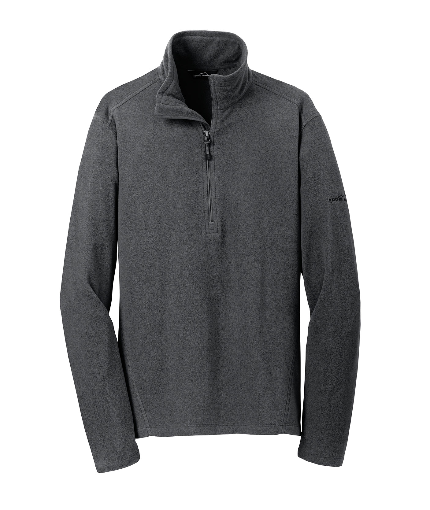 Eddie Bauer® Mens 1/2 Zip Microfleece Jacket
