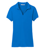 Custom Ladies Rapid Dry Mesh Polo
