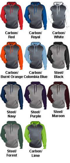 Adult Sport Heather Hoodie  - All Colors