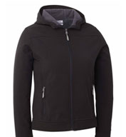 Ladies Sherpa Hooded Matrix