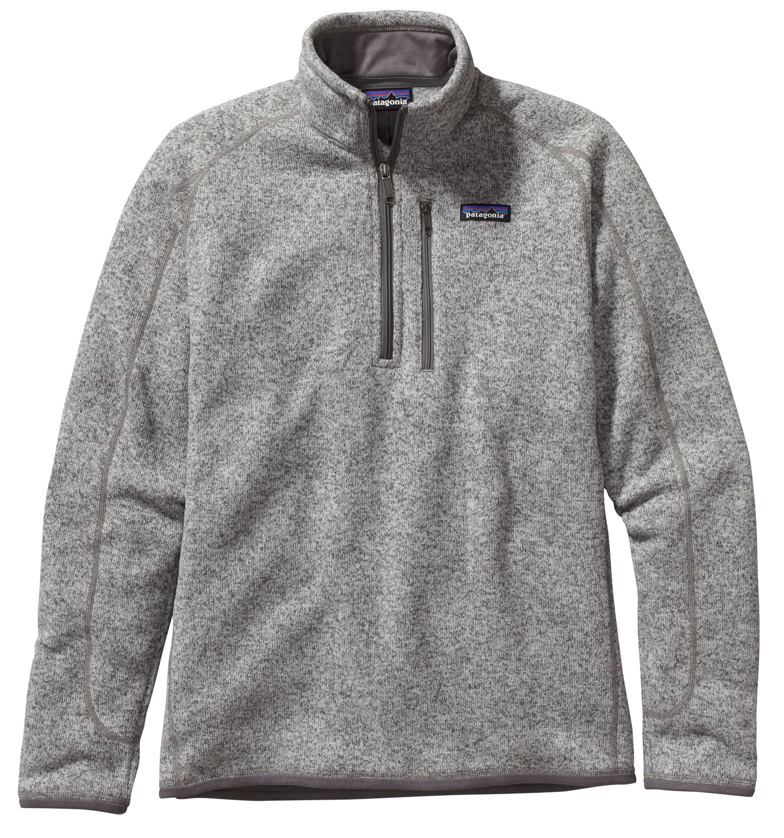 Patagonia Mens Better Sweater® 1/4 Zip Pullover