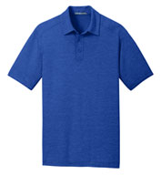 Custom Port Authority® Mens Digi Heather Performance Polo