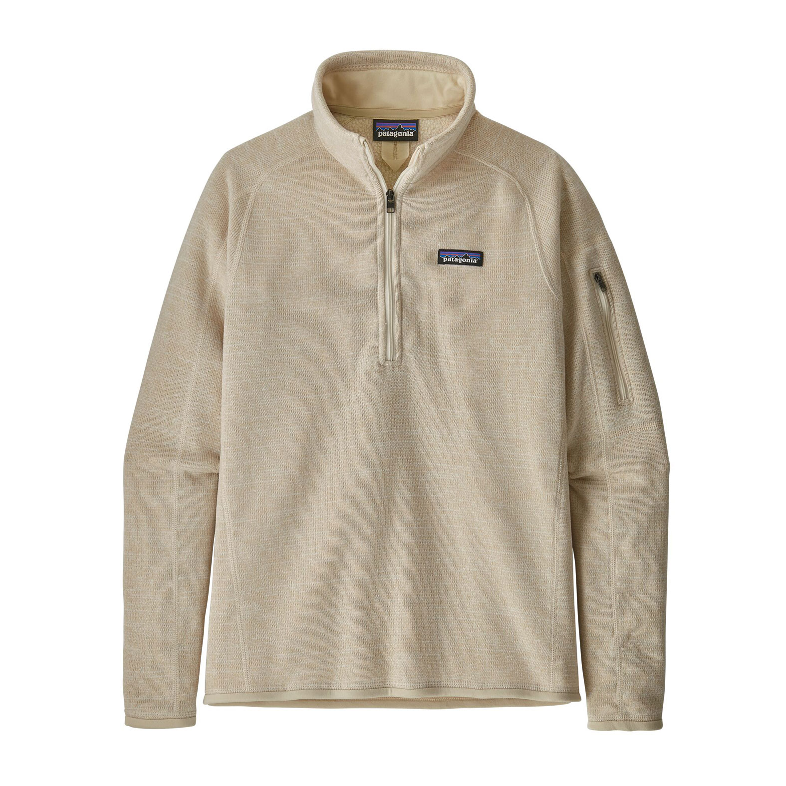 Patagonia Womens Better Sweater® 1/4 Zip Pullover