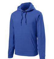 Custom Mens Repel Hooded Pullover